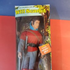 Figuras y Muñecos Mego: WILL SCARLET SERIE ROBIN HOOD MEGO REPRO CLASSIC TV TOYS. Lote 157797133