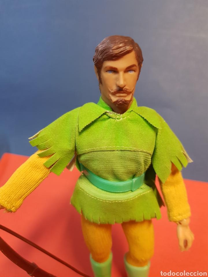 Figuras y Muñecos Mego: ROBIN HOOD MEGO ORIGINAL AÑOS 70 - Foto 2 - 157886698