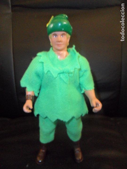 ROBIN HOOD - SIN MARCA - BOOTLEG DE CALIDAD MEGO MADELMAN - (Juguetes - Figuras de Acción - Mego)