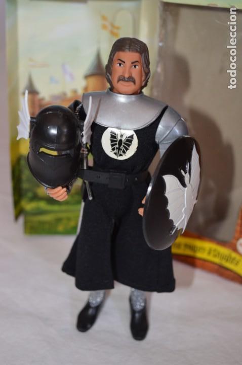 Figuras y Muñecos Mego: The Black Knight en caja. Mego. 1974. World's greatest Super-Knights. romanjuguetesymas. - Foto 4 - 168368164