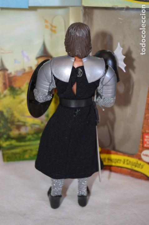 Figuras y Muñecos Mego: The Black Knight en caja. Mego. 1974. World's greatest Super-Knights. romanjuguetesymas. - Foto 5 - 168368164