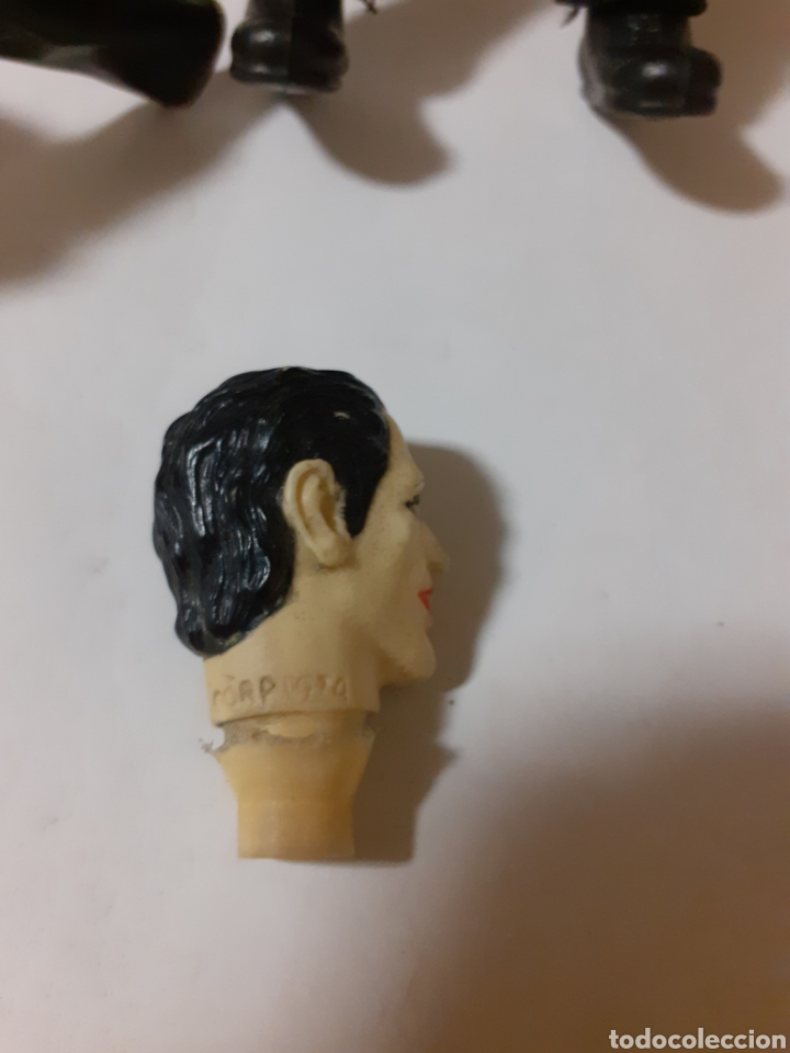 Figuras y Muñecos Mego: MEGO FIGURA T CABEZA SUELTA DRACULA - Foto 3 - 176445757