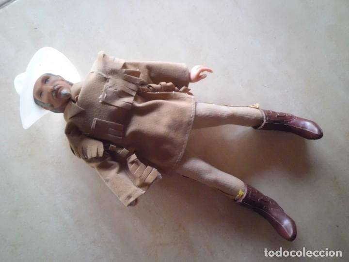 Figuras y Muñecos Mego: MUÑECO BUFFALO BILL DE MEGO, PRIMERA EPOCA 1.971 - Foto 2 - 178245556