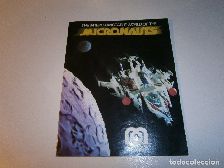 Figuras y Muñecos Mego: Catálogo micronauts - mego - 1978 - Foto 2 - 179051785