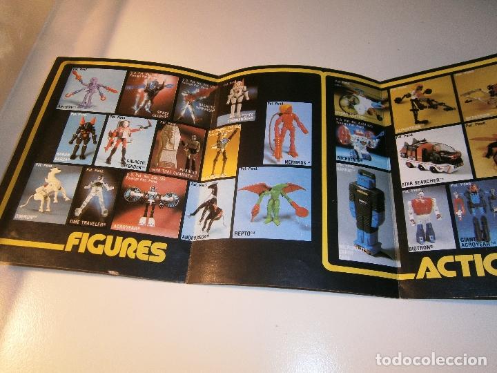 Figuras y Muñecos Mego: Catálogo micronauts - mego - 1978 - Foto 4 - 179051785