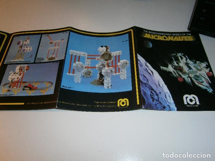Figuras y Muñecos Mego: Catálogo micronauts - mego - 1978 - Foto 6 - 179051785