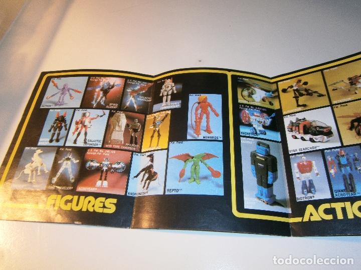 Figuras y Muñecos Mego: Catálogo micronauts - mego - 1978 - Foto 8 - 179051785