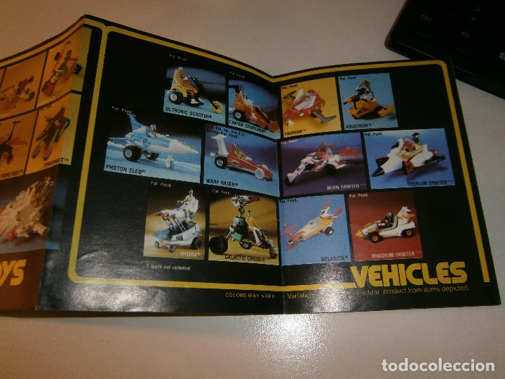Figuras y Muñecos Mego: Catálogo micronauts - mego - 1978 - Foto 10 - 179051785