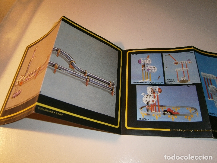 Figuras y Muñecos Mego: Catálogo micronauts - mego - 1978 - Foto 11 - 179051785