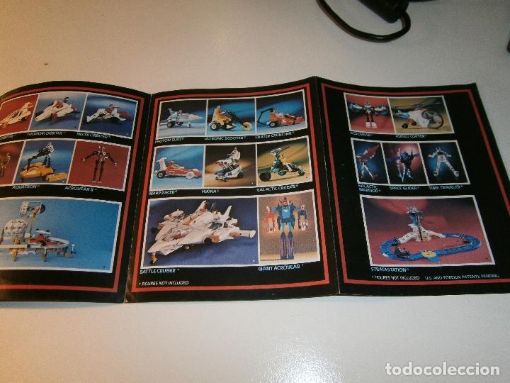 Figuras y Muñecos Mego: Catálogo micronauts - mego - 1977 - Foto 4 - 179051855