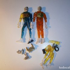 Figuras y Muñecos Mego: MICRONAUTS - MEGO - TIME TRAVELLER - 1977. Lote 179052065