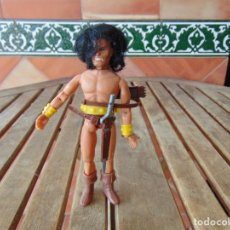 Figuras y Muñecos Mego: FIGURA MANIQUI MEGO 1974 INDIO O SIMILAR . Lote 179235527