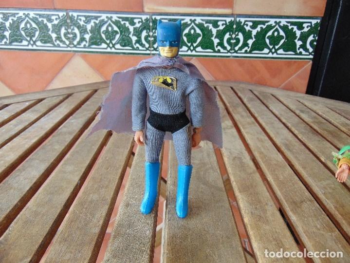 FIGURA MANIQUI MEGO BATMAN (Juguetes - Figuras de Acción - Mego)