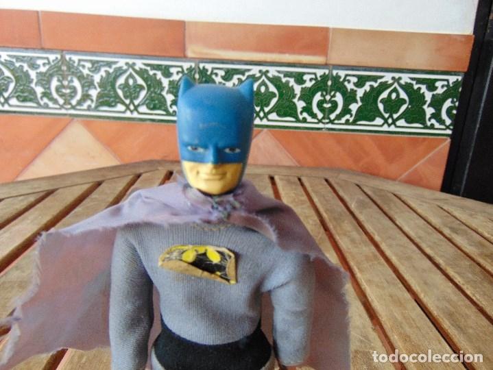 Figuras y Muñecos Mego: FIGURA MANIQUI MEGO BATMAN - Foto 2 - 179236111