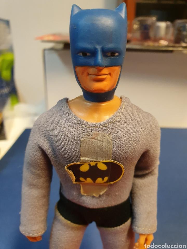 Figuras y Muñecos Mego: BATMAN MEGO USADO - Foto 2 - 182068103