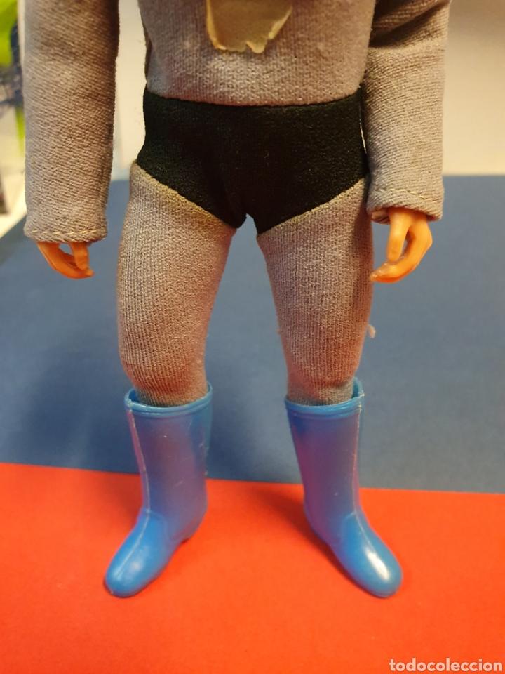 Figuras y Muñecos Mego: BATMAN MEGO USADO - Foto 4 - 182068103