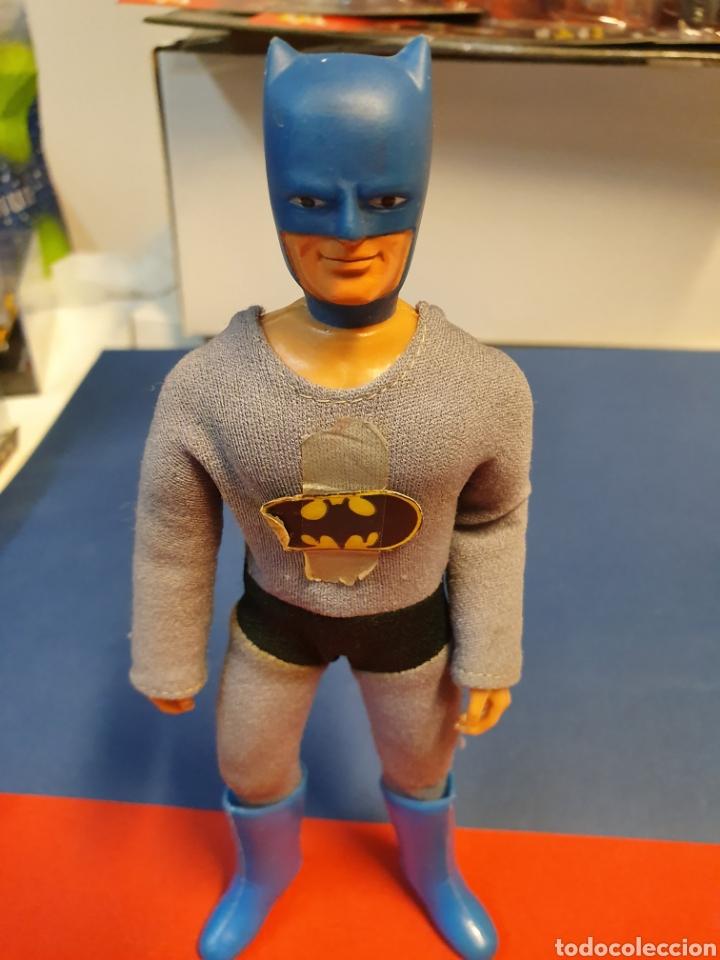 BATMAN MEGO USADO (Juguetes - Figuras de Acción - Mego)