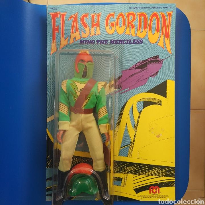 MEGO FLASH GORDON (Juguetes - Figuras de Acción - Mego)