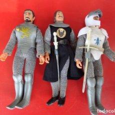 Figuras y Muñecos Mego: 3 MUÑECOS MEGO CORP 1974.. Lote 193745125