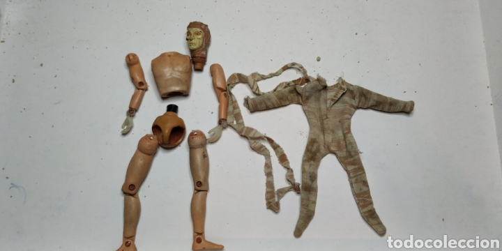 LA MOMIA - MEGO - AÑOS 70 (Juguetes - Figuras de Acción - Mego)