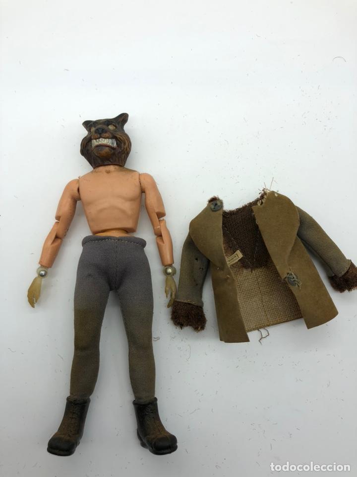Figuras y Muñecos Mego: Lote 2 figuras MEGO BUFFALO BILL y MEGO WOLFMAN Hombre Lobo /No es madelman giperman - Foto 31 - 195678590