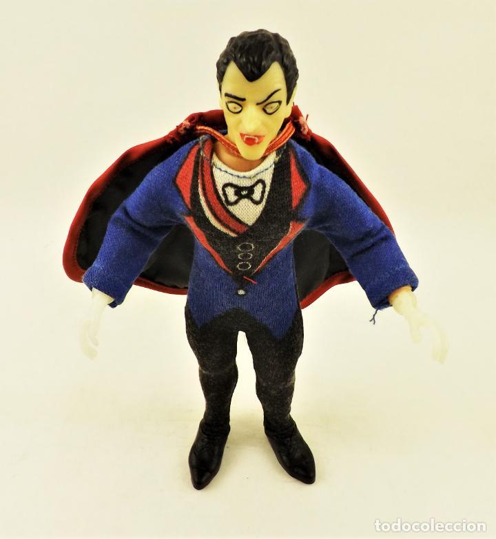 Figuras y Muñecos Mego: Mego Classic TV Toys Conde Drácula Serie Mad Monsters - Foto 3 - 198085722