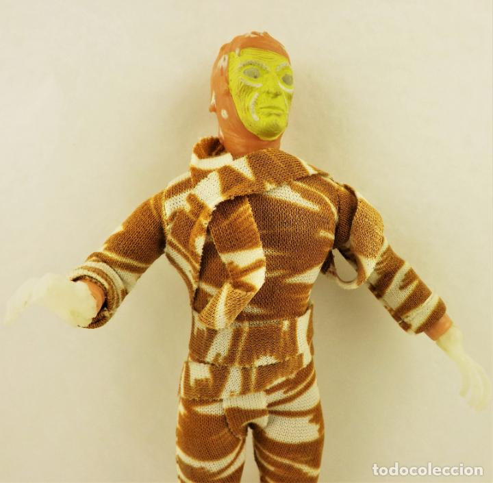 Figuras y Muñecos Mego: Mego Classic TV Toys La Momia. The Mummy Serie Mad Monsters - Foto 2 - 198085938