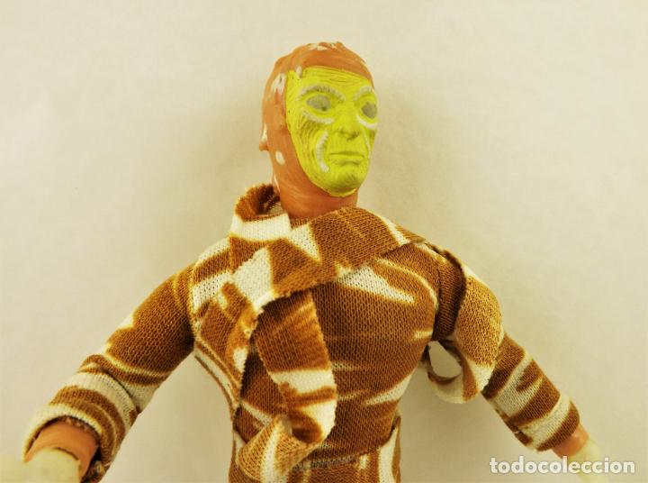 Figuras y Muñecos Mego: Mego Classic TV Toys La Momia. The Mummy Serie Mad Monsters - Foto 3 - 198085938