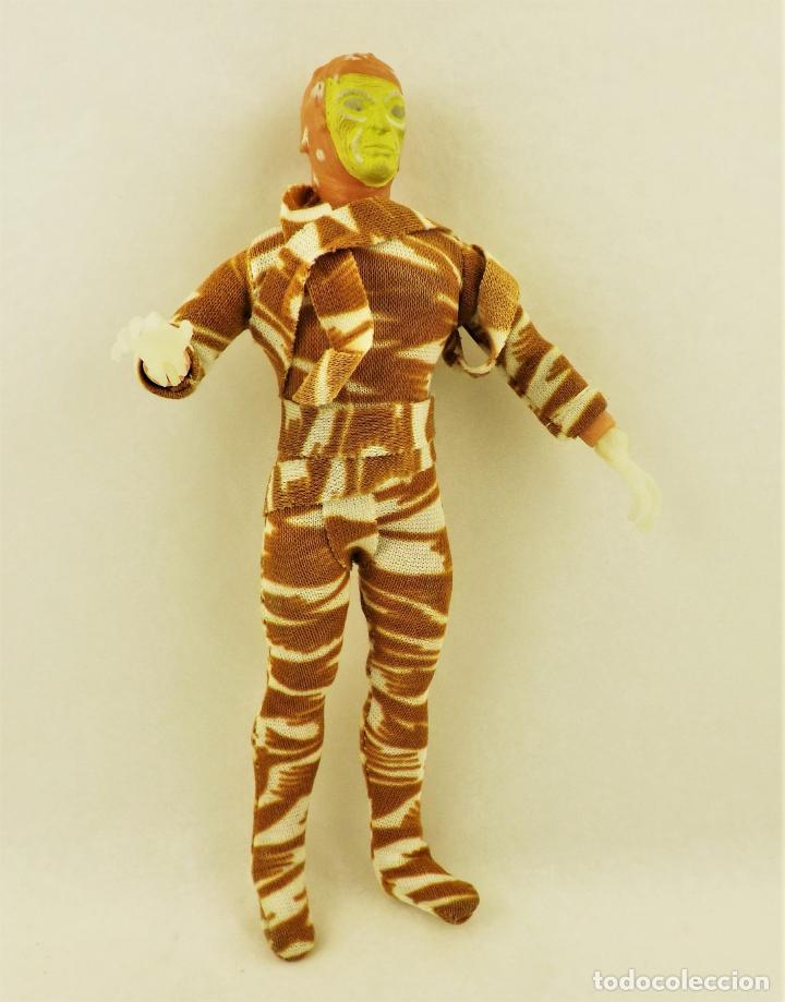 Figuras y Muñecos Mego: Mego Classic TV Toys La Momia. The Mummy Serie Mad Monsters - Foto 4 - 198085938