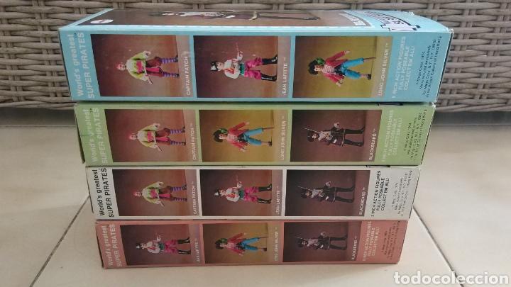 Figuras y Muñecos Mego: Mego Piratas a Estrenar Originales no Reproducción estilo Madelman - Foto 7 - 198402212