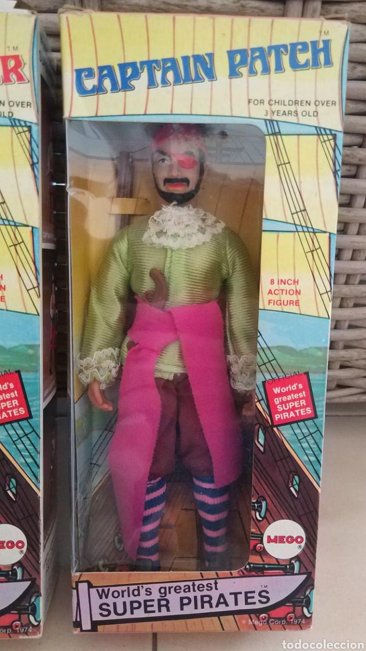 Figuras y Muñecos Mego: Mego Piratas a Estrenar Originales no Reproducción estilo Madelman - Foto 5 - 198402212