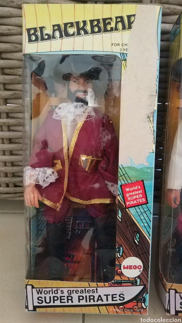 Figuras y Muñecos Mego: Mego Piratas a Estrenar Originales no Reproducción estilo Madelman - Foto 4 - 198402212