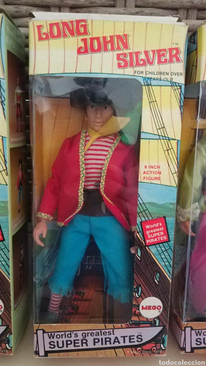 Figuras y Muñecos Mego: Mego Piratas a Estrenar Originales no Reproducción estilo Madelman - Foto 2 - 198402212