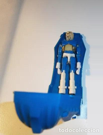 MICRONAUTS - MEGO - PHAROID WITH TIME CHAMBER - 1977 (Juguetes - Figuras de Acción - Mego)