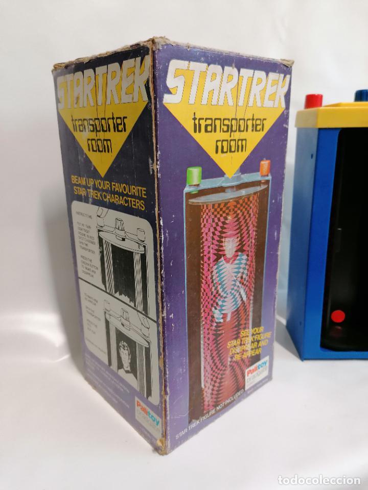 Figuras y Muñecos Mego: MEGO - STAR TREK - AÑOS 70S - PALITOY - THE TRANSPORTER ROOM - Foto 5 - 204728723