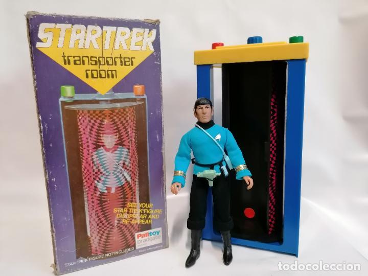 MEGO - STAR TREK - AÑOS 70S - PALITOY - THE TRANSPORTER ROOM (Juguetes - Figuras de Acción - Mego)