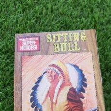 Figuras y Muñecos Mego: SITINGG BULL MUÑECO CON CAJA MEGO 1973. Lote 205393701