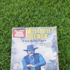 Figuras y Muñecos Mego: WILD BILL HICKOK MUÑECO LEGO 1973. Lote 205394612