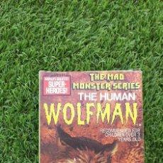 Figuras y Muñecos Mego: THE HUMAN WOLFMAN MUÑECO MEGO 1973. Lote 205396746