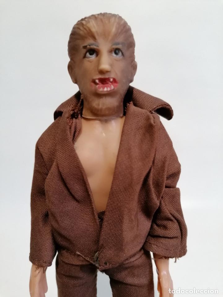 Figuras y Muñecos Mego: WOLFMAN 1 - AHI - AZRAK HAMWAY - SUPER MONSTERS - AÑOS 70S - Foto 2 - 205587346