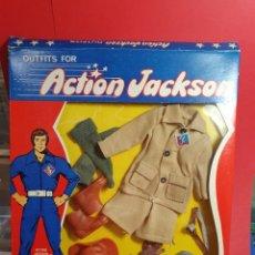 Figurines et Jouets Mego: MEGO ACTION JACKSON TRAJE 110 SAFARI. Lote 207370100