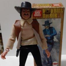 Figurines et Jouets Mego: MEGO WILD BILL HICKOK FIGURA COMPLETA EN CAJA. Lote 207768395