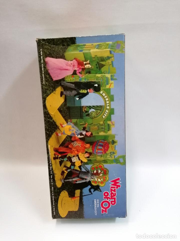 Figuras y Muñecos Mego: WIZARD OF OZ - MEGO - 1974 - EL MAGO DE OZ - COLECCIÓN COMPLETA - Foto 3 - 208232877
