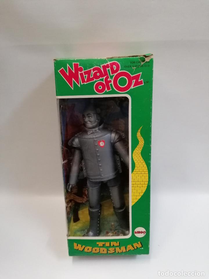 Figuras y Muñecos Mego: WIZARD OF OZ - MEGO - 1974 - EL MAGO DE OZ - COLECCIÓN COMPLETA - Foto 4 - 208232877