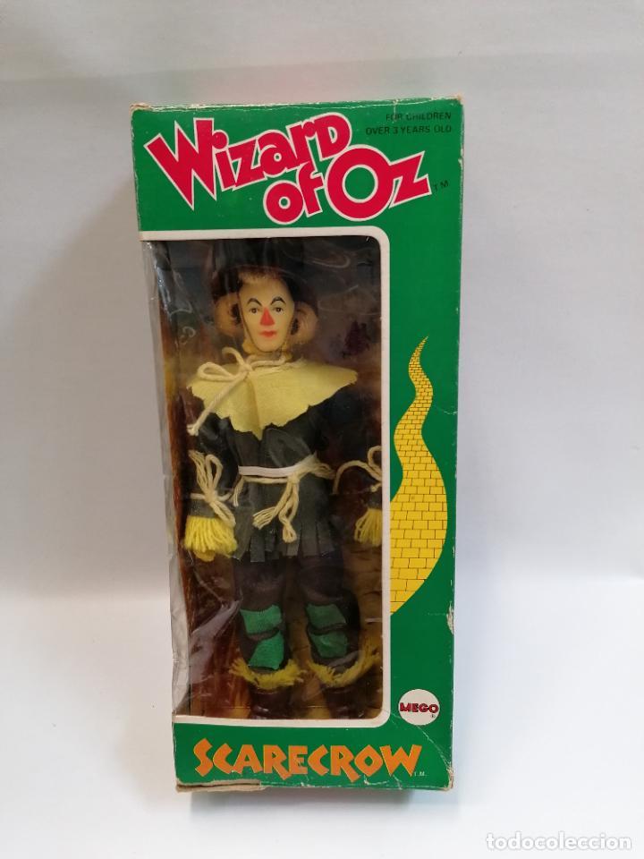 Figuras y Muñecos Mego: WIZARD OF OZ - MEGO - 1974 - EL MAGO DE OZ - COLECCIÓN COMPLETA - Foto 6 - 208232877