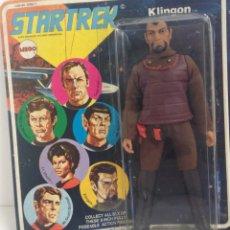 Figurines et Jouets Mego: STAR TREK: KLINGON - ORIGINAL EN BLISTER AÑOS 70 *** MEGO ***. Lote 208463876