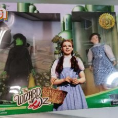 Figuras y Muñecos Mego: MEGO - DOROTHY &THE WICKED WITCH OF THE WEST - WIZARD OF OZ - EDICIÓN LIMITADA - 2019. Lote 208563658