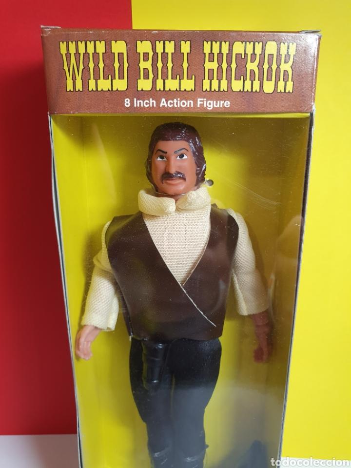 Figuras y Muñecos Mego: WILD BILL HICKOK MEGO REPRO - Foto 2 - 220554973
