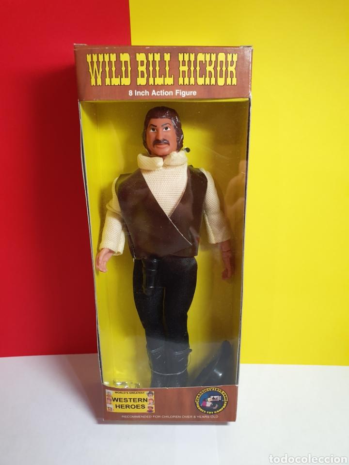 WILD BILL HICKOK MEGO REPRO (Juguetes - Figuras de Acción - Mego)