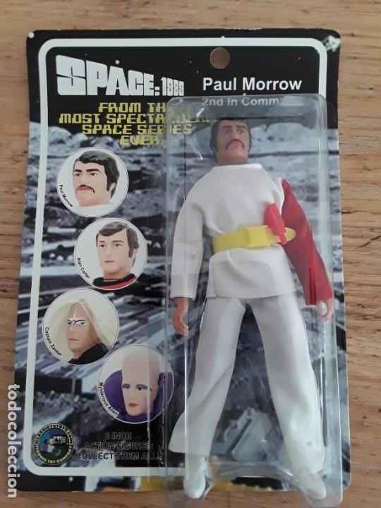SPACE 1999 PAUL MORROW (Juguetes - Figuras de Acción - Mego)